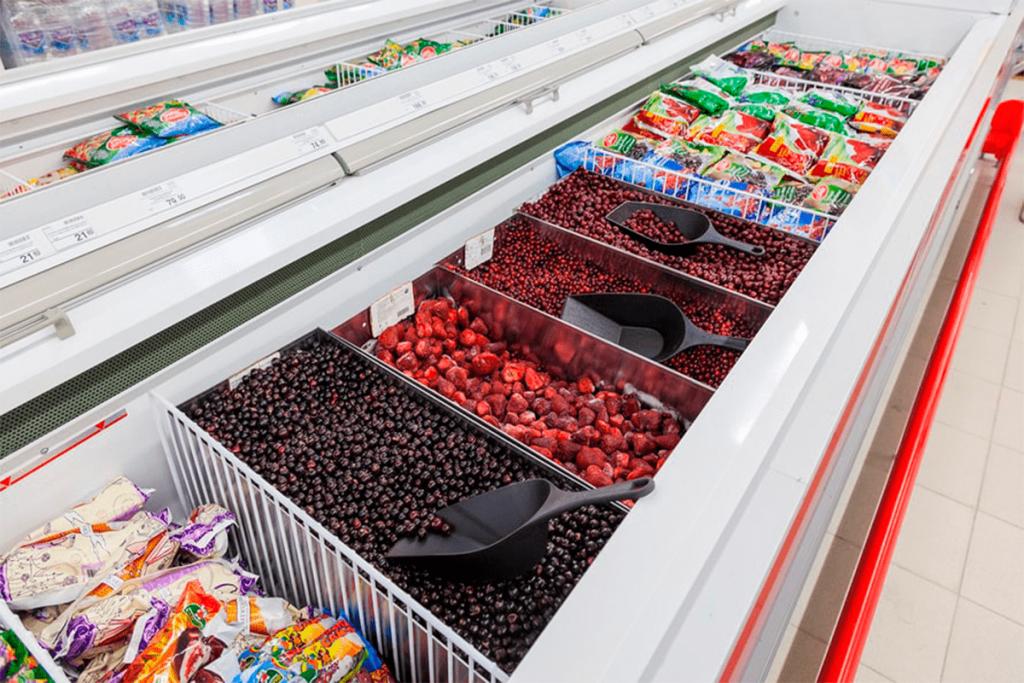 замороженные ягоды_заморозка_магазин