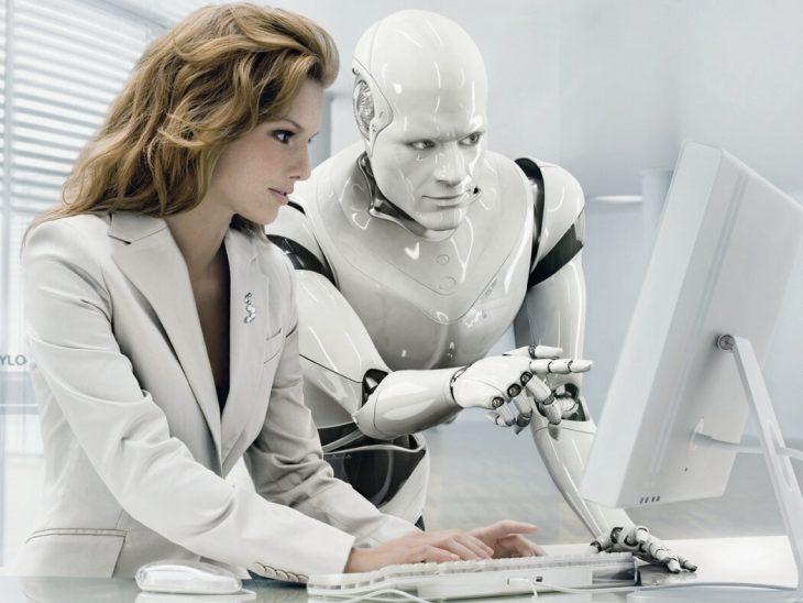 робот_человек_технологии