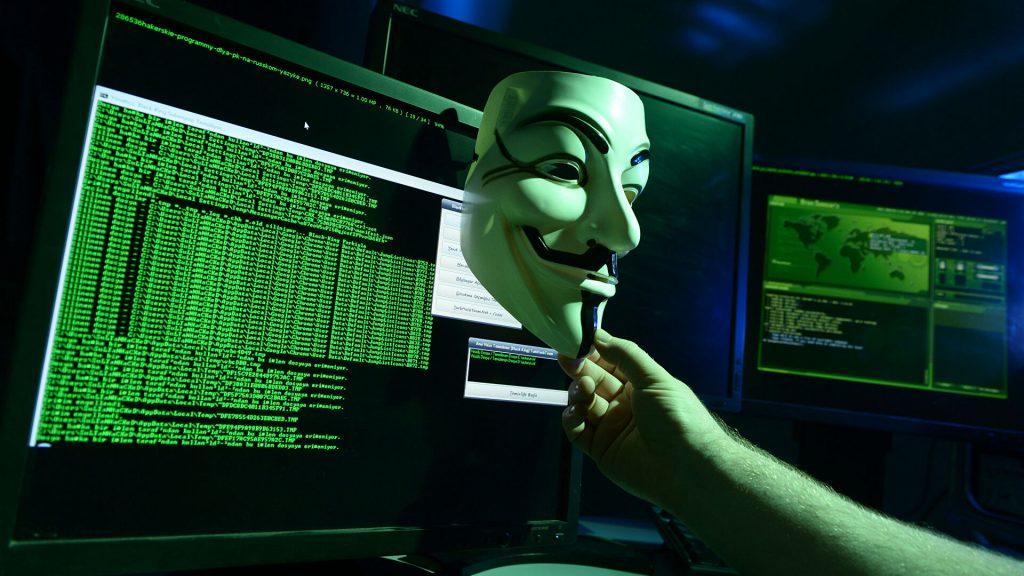 кибератаки_хакеры_айти