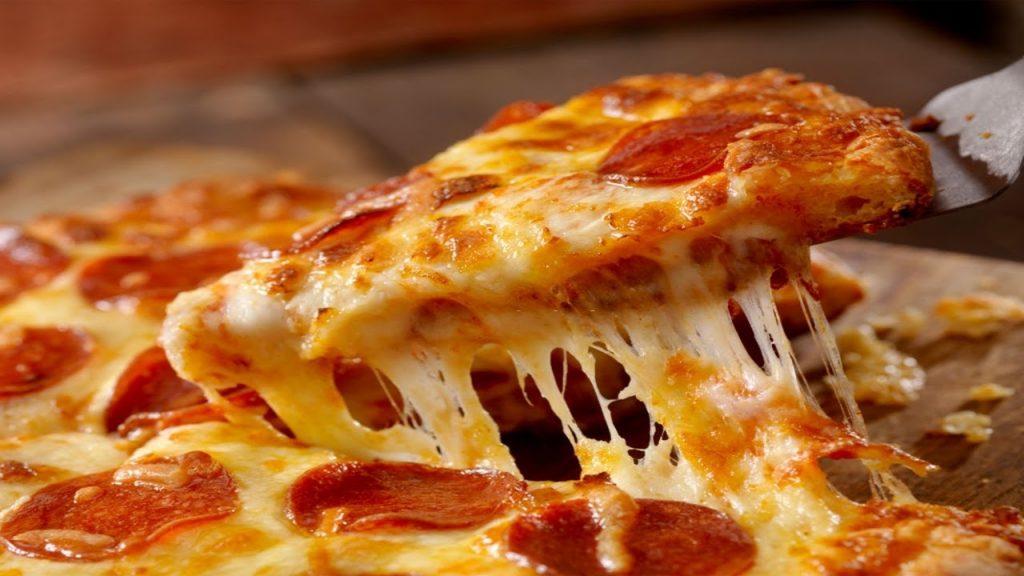 пицца_четыре сыра