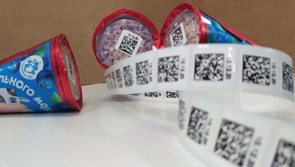 маркировка мороженое, маркировка, новости честный знак, црпт