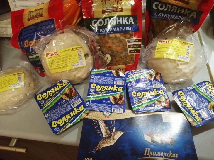 владивосток, продукты, пянсе, интересные новости, продукты, дальний восток
