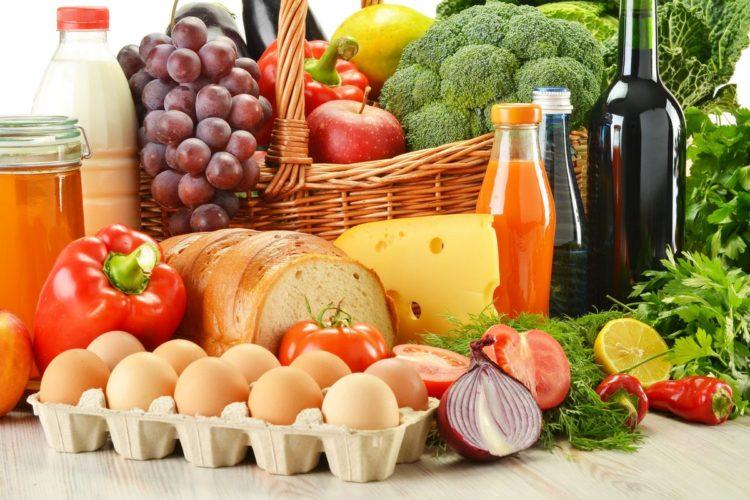 продукты, еда, покупатели, исследование, срок годности, товары