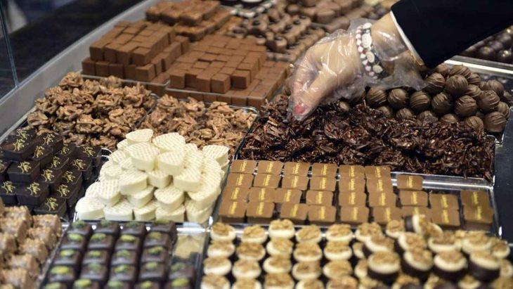 новости про еду, кондитеры, начинка для конфет, новости ритейл, торговля, магнит